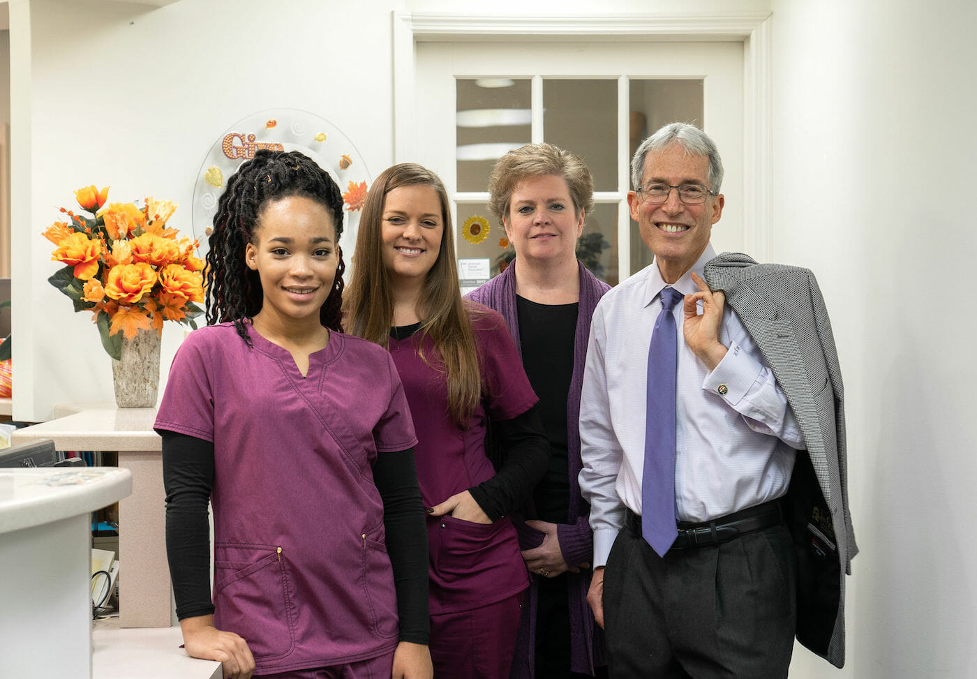 Dr. Hollander & Team
